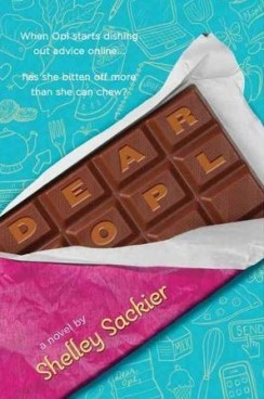 Sahar's Reviews 2015 05 29 Book Review Dear Opl