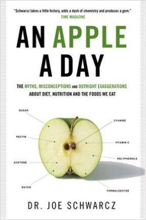 Joe Schwarcz An Apple a Day Sahar's Reviews
