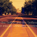 How the Selfish and the Selfless can Enter into an Unhealthy Relationship
