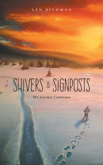 Lee Richman's Shivers and Signposts on Sahar's Blog