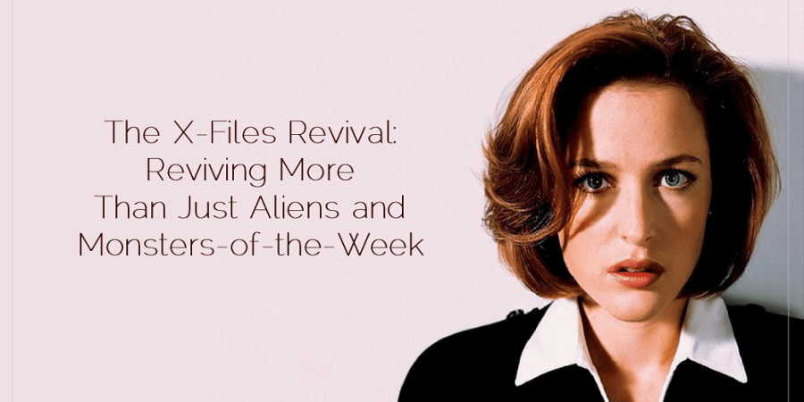 Sahar's Blog 2016 01 26 Gender equality And The X Files Revival Dana Scully Gillian Anderson