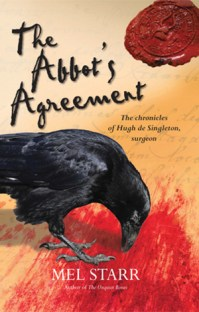 'The Abbot's Agreement' Mel Starr