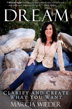 Dream by Marcia Wieder on Sahar's Blog