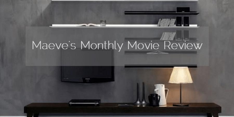 Header Maeve's Movie Reviews on Sahar's Blog