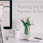 Planning the Week – Planner Printables for an Easier and Less Wasteful Transition