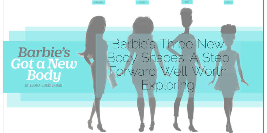 Sahar's Blog 2016 02 16 Barbie's Three New Body Shapes A Step Forward Well Worth Exploring