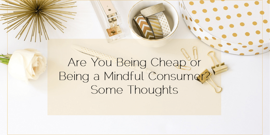 Sahar's Blog 2016 06 07 The Difference between Being Cheap and Conserving