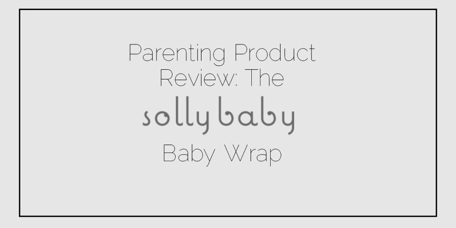 Solly Baby Wrap Header