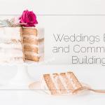 Weddings Bells and Community Building