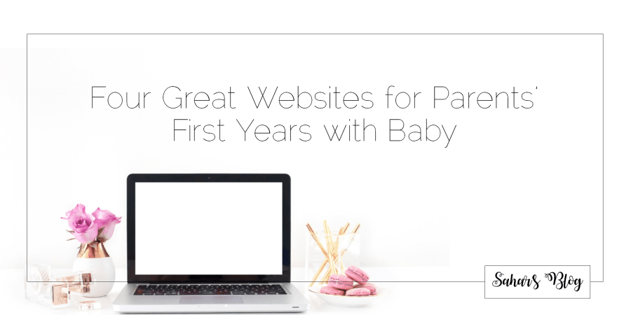 2018-01-05 Family Friday Four Great Websites for Parents' First Years with Baby