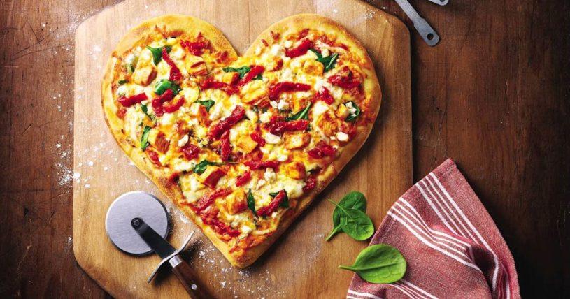 محبّي البيتزا