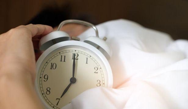 روتين للنوم