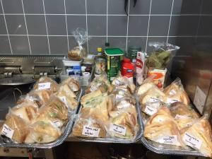 Steun de daklozen