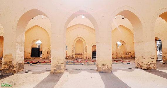 مسجد البيعة العقبة الاولى De Eerste Eed van Aqabah bay'ah aqabah
