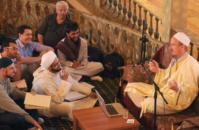 Shaykh Abdal Hakim Murad Timothy Winter Rihla uitgelicht