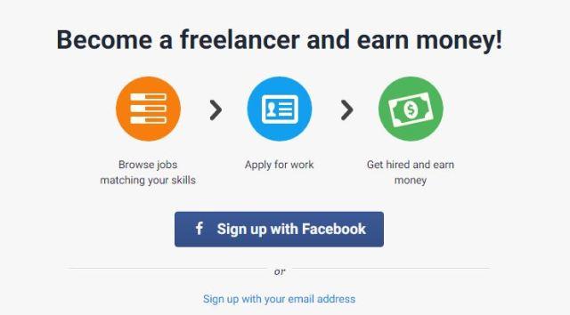 freelancer website se kaise jude