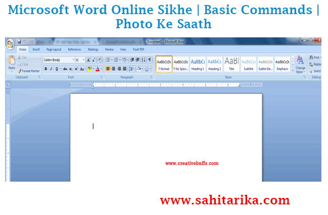 mircosoft word online