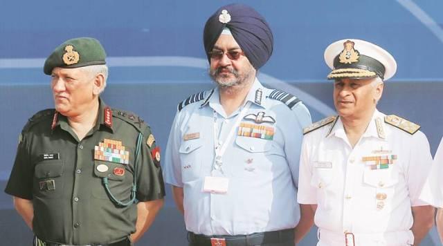 Land, Navy, Air Army