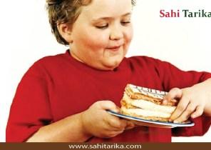 तो इस वजह से बढ़ रहा है आज-कल के बच्चों का मोटापा, जाने वजह