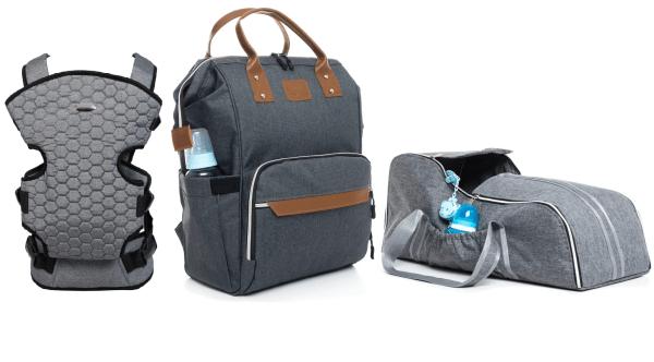 portbebe ve bebek bakım çantası