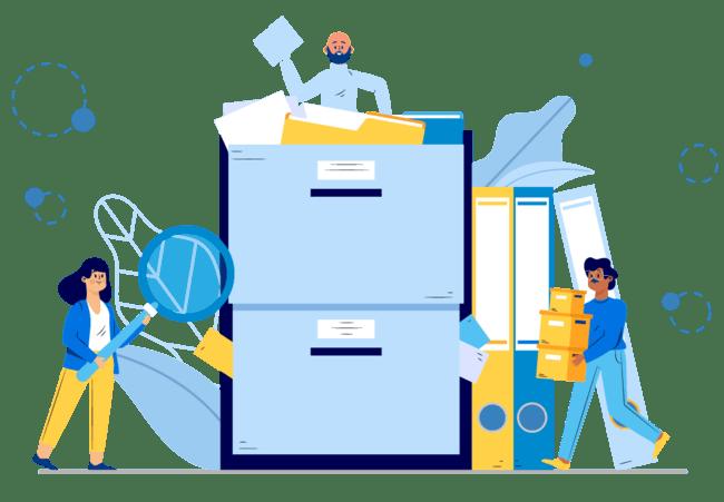 Modulo de Archivo y Almacenamiento