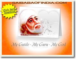 My Guide - My Guru - My God - SHIRDI SAI BABA