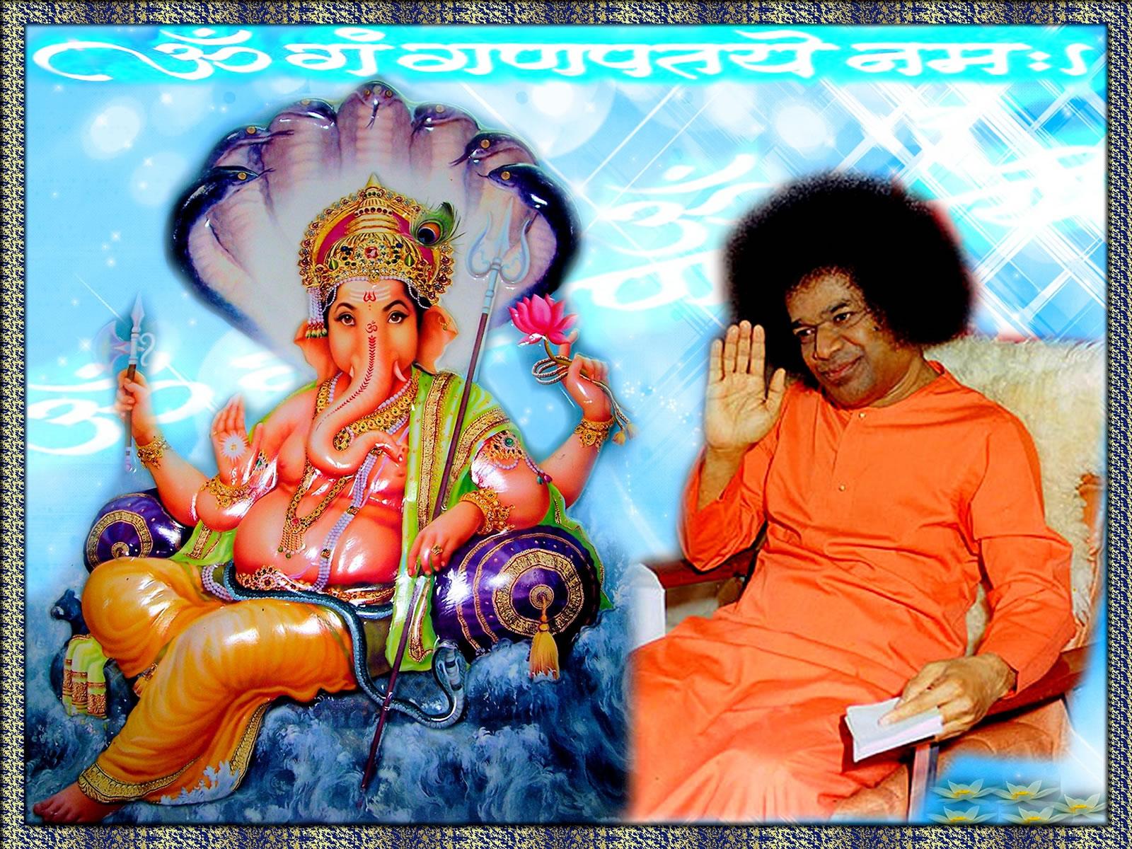 Resultado de imagem para sathya sai baba photos