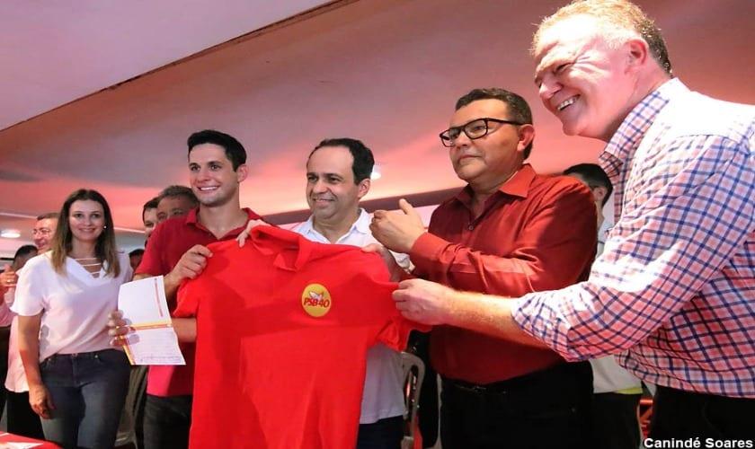 Fábio Dantas é pré-candidato ao Governo pelo PSB