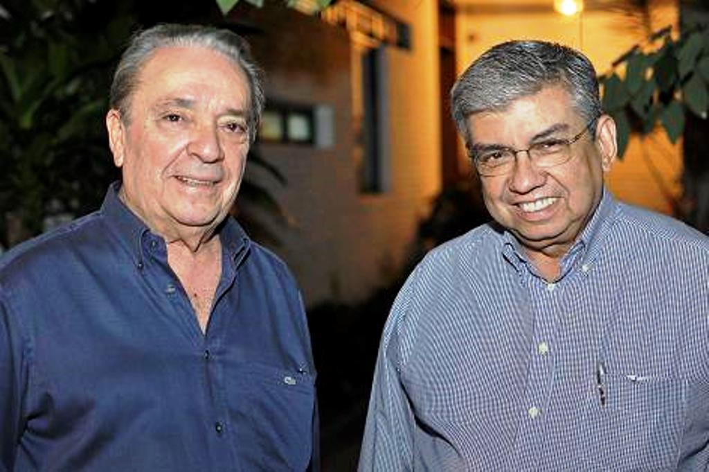 MDB aposta em Geraldo Melo para compor Senado com Garibaldi