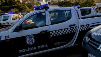 Policia Civil Carro dia