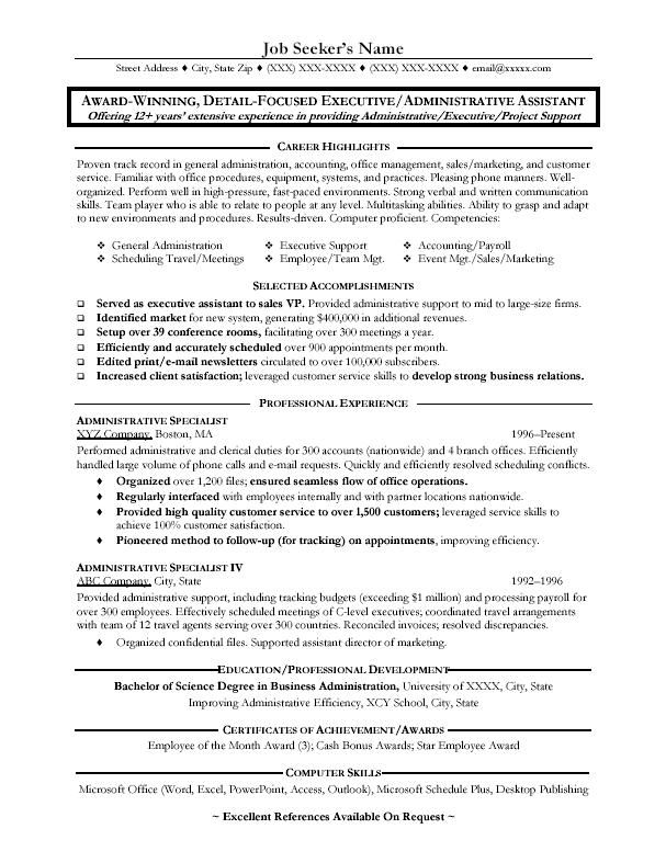 Office Manager Resume Sample 2015 Template Builder