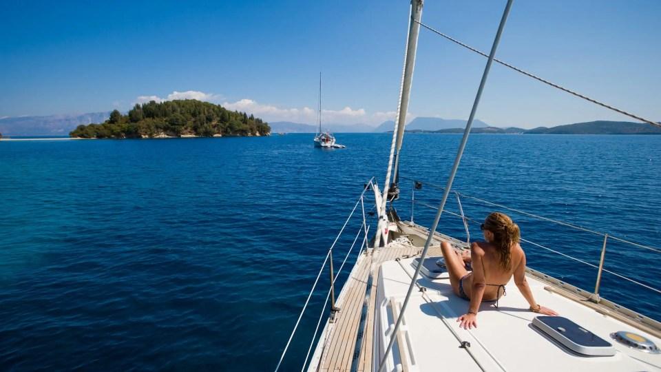 Perché andare in barca a vela?