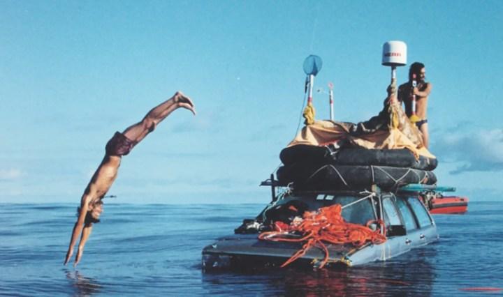 Ecco come si attraversa l'oceano con una Passat.