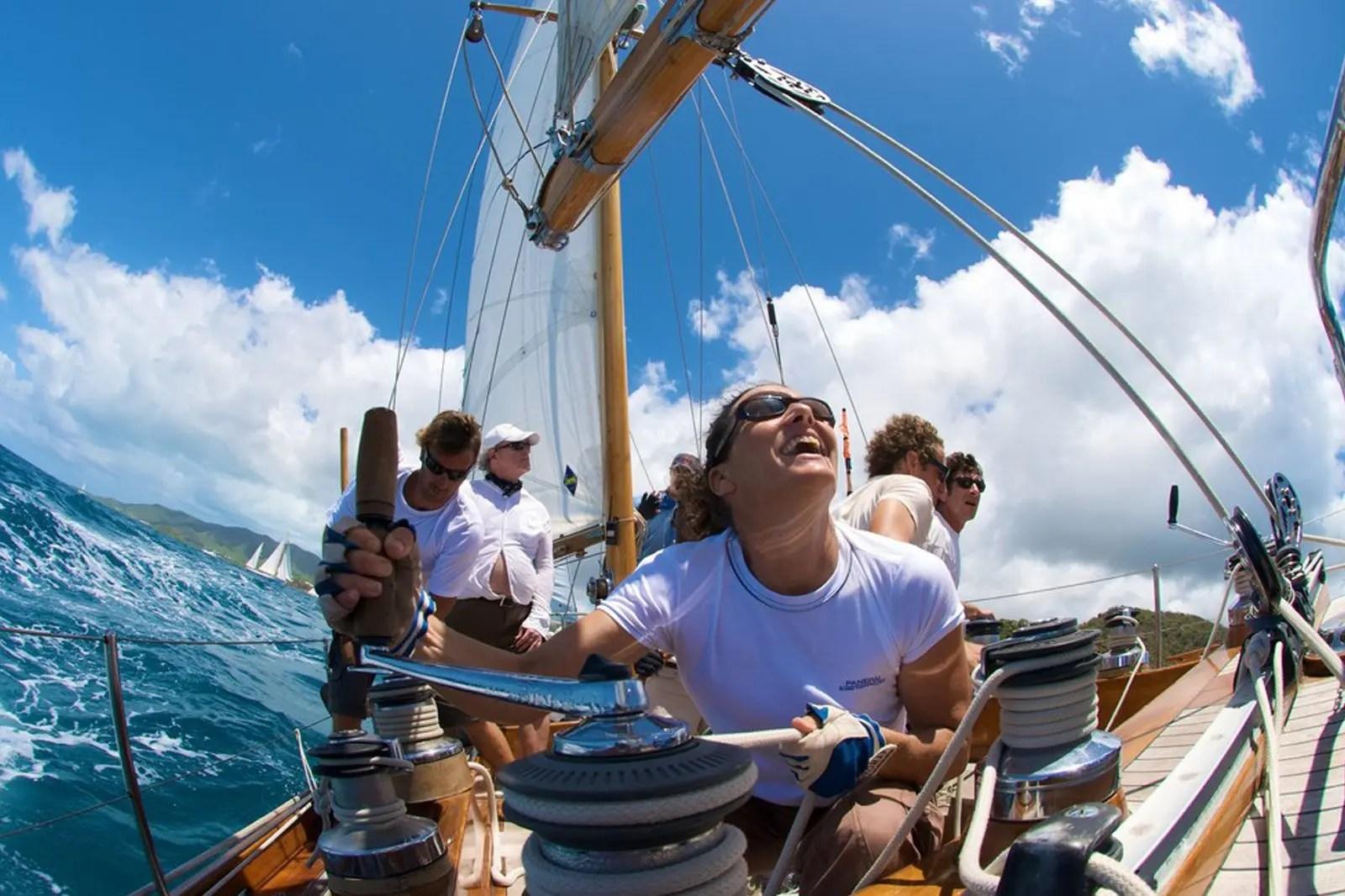 Paura di prendere decisioni? La vela è una terapia.