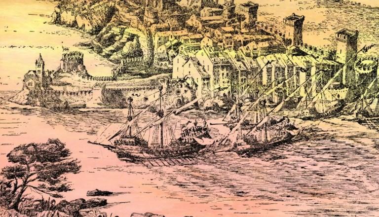 Bacicio do Tin: il corsaro di Portovenere. AD 1785.