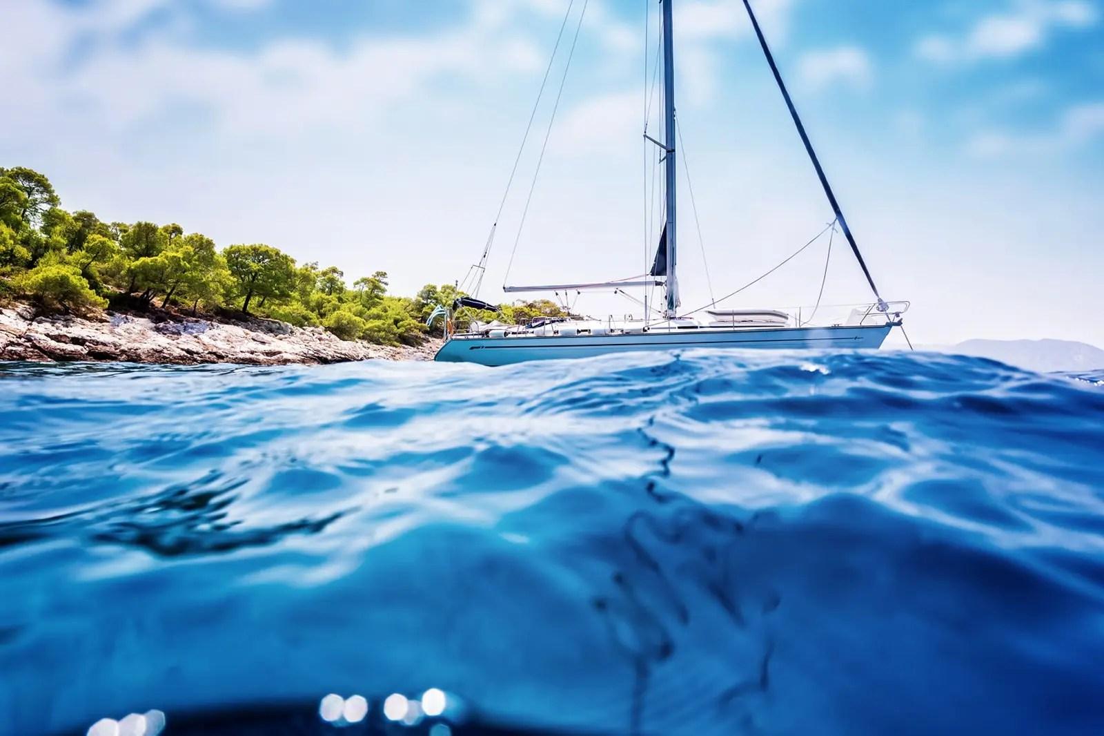 3 consigli per vivere la vita, dal punto di vista del mare.