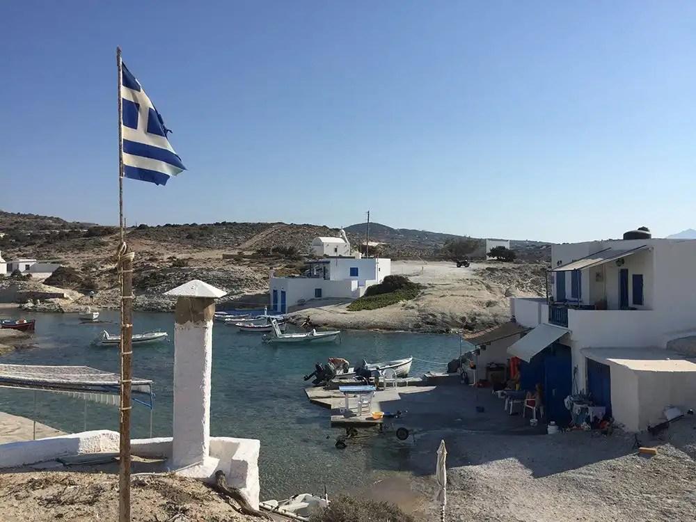 Grecia, il coraggio di cambiare rotta