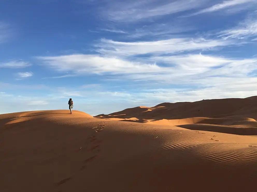Capodanno nel deserto: da Marrakech alle onde di sabbia. Piccoli consigli.
