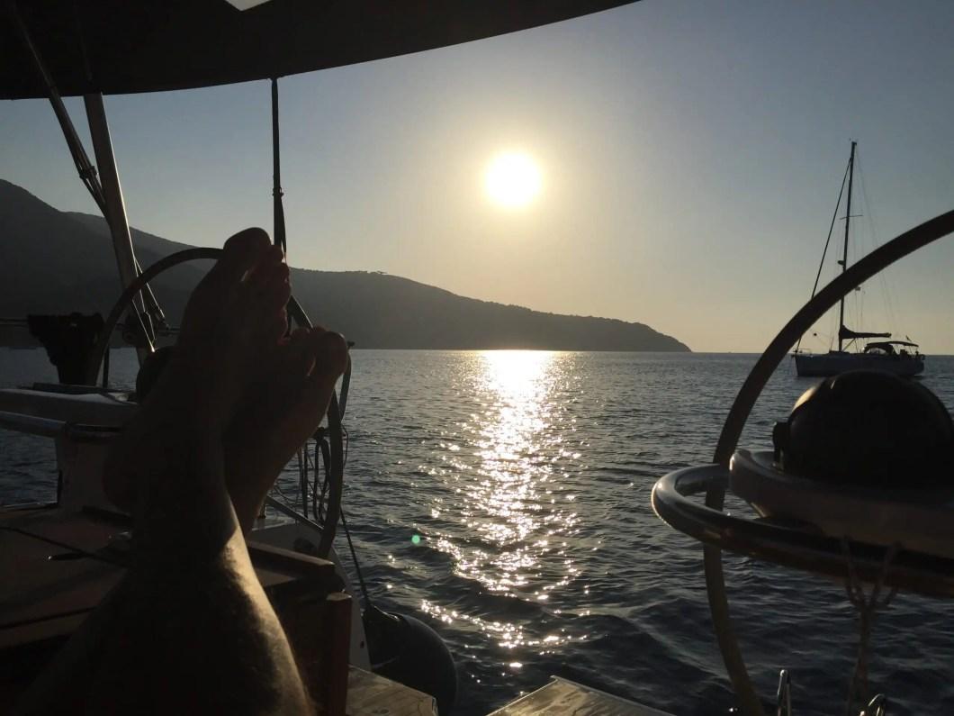 Elba e Capraia in 7 giorni, partendo da Follonica.