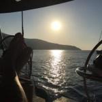 La vita è come la barca a vela.