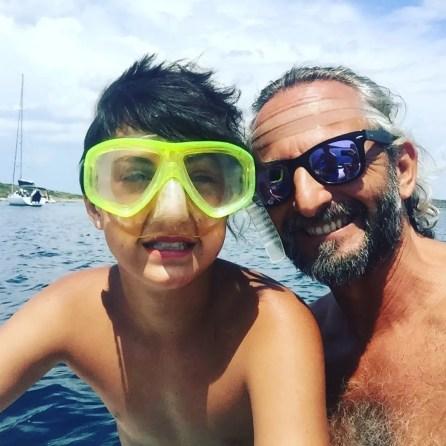 In barca con i miei figli? Mai!