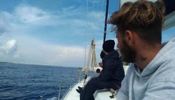 Psicoterapia in barca a vela