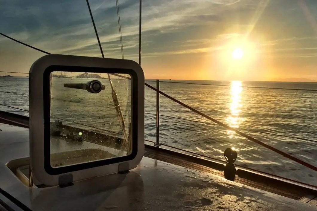 coronavirus e vacanze in barca a vela