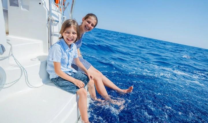 Barca a vela, come scegliere. Scuola vela, scuola di vita
