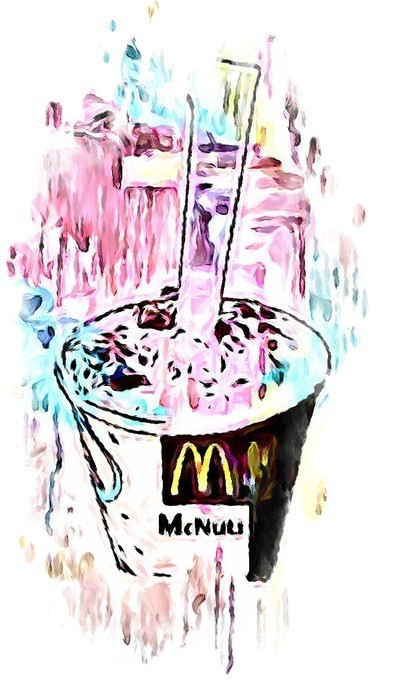 McDonald's has gone McNuts with the newest Skor McFlurry - Nuts