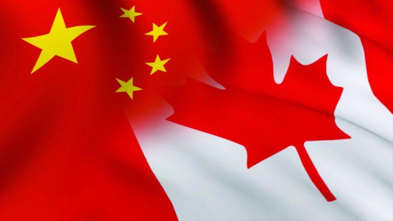 Canada China canola trade dispute