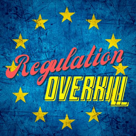 EU regulation is an innovation overkiller