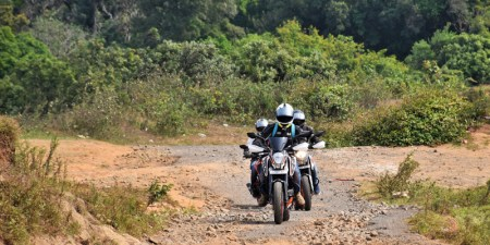 Travelling to Munnar