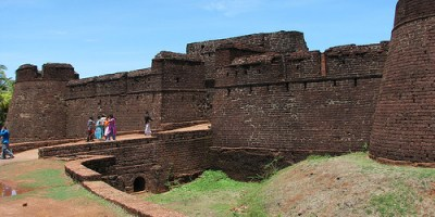 Kerala Fort   Bakel Fort