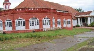 Kerala Fort | Kanakakkunnu palace